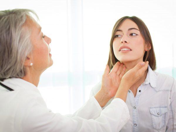 Лимфома щитовидной железы: симптомы, прогноз и лечение лимфомы щитовидки