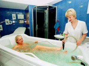 Бальнеотерапия: показания, противопоказания, классификация, виды