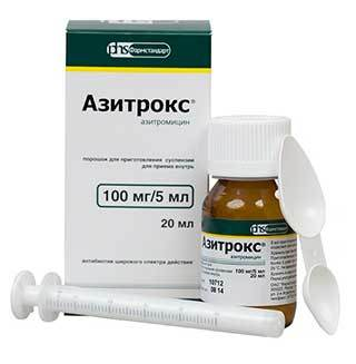 Азитромицин при ангине у взрослых и детей: схема применения, побочные эффекты
