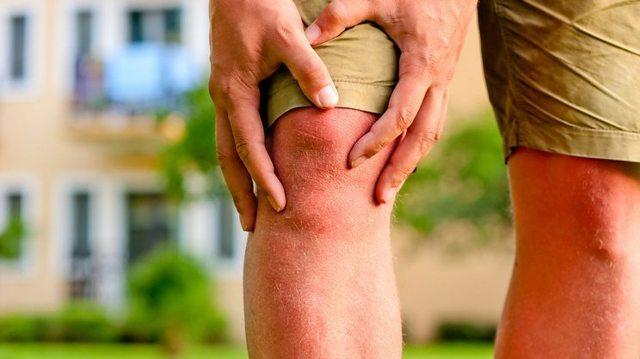 Что делать, если ободрана коленка?