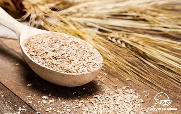 Польза и состав отрубей, пищевая ценность отрубей, применение отрубей в народной медицине