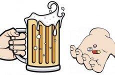 Флуконазол и алкоголь: совместимость, через сколько можно принимать, последствия