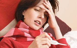 Сколько может держаться температура при ОРВИ у взрослого и как лечить ОРВИ?