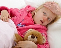 Как проявляется хронический гепатит у детей