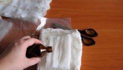 Как делать компресс с гепариновой мазью?