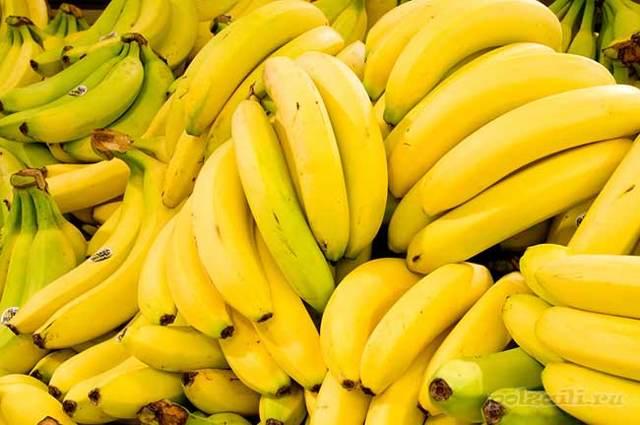Польза и вред банана, пищевая ценность, состав, применение в лекарственных целях