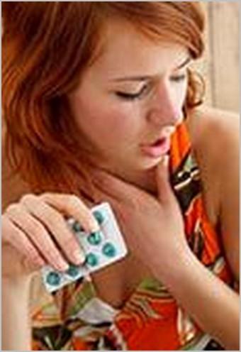 Саднит горло и кашель: что делать, лечение в домашних условиях