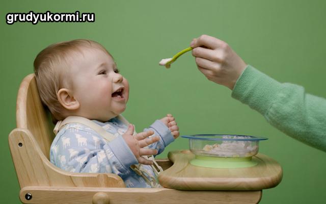 Овощной прикорм ребенку: когда и какие овощи вводить в прикорм