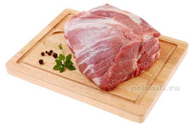 Польза и вред свинины для организма, калорийность свинины, противопоказания к употреблению