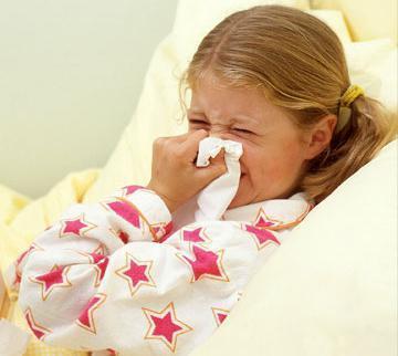 Ринофарингит у детей: симптомы и лечение острого и хронического ринофарингита