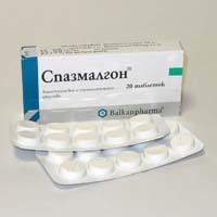 Спазмалгон: инструкция по применению при болях, от чего помогает спазмолгон