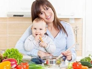 Что можно есть кормящей маме: разрешенные и запрещенные продукты.