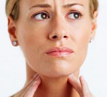 Почему болит горло и как лечить боль в горле?