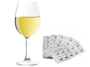 Мочегонные средства и алкоголь — совместимость, взаимодействие
