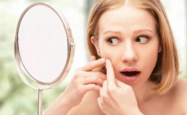 Как избавиться от жировика на лице, как удалить жировик на лице в домашних условиях