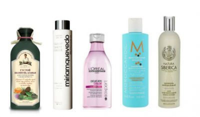 Как выбрать шампунь для волос по составу, без химии, для жирных, окрашенных, сухих волос