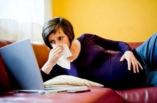 Кашель при беременности: причины и последствия, как лечить в домашних условиях